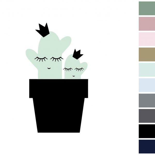 Canvas Cactus