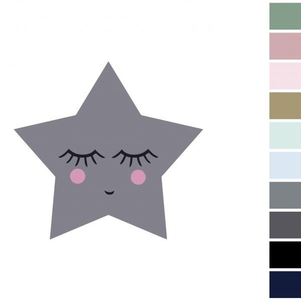 Canvas Sleeping Star
