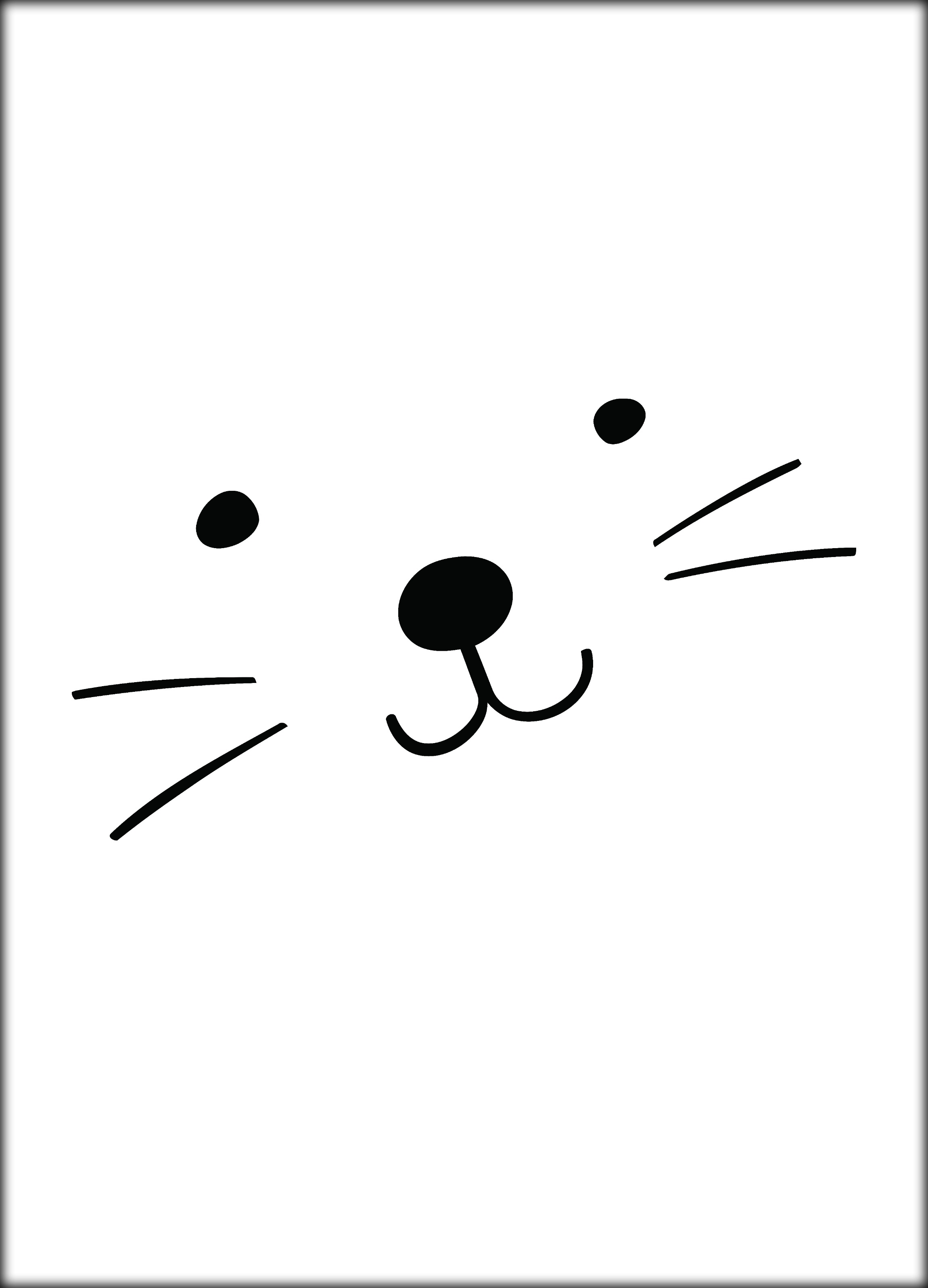 Poster Catface