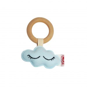 Teething ring cloud