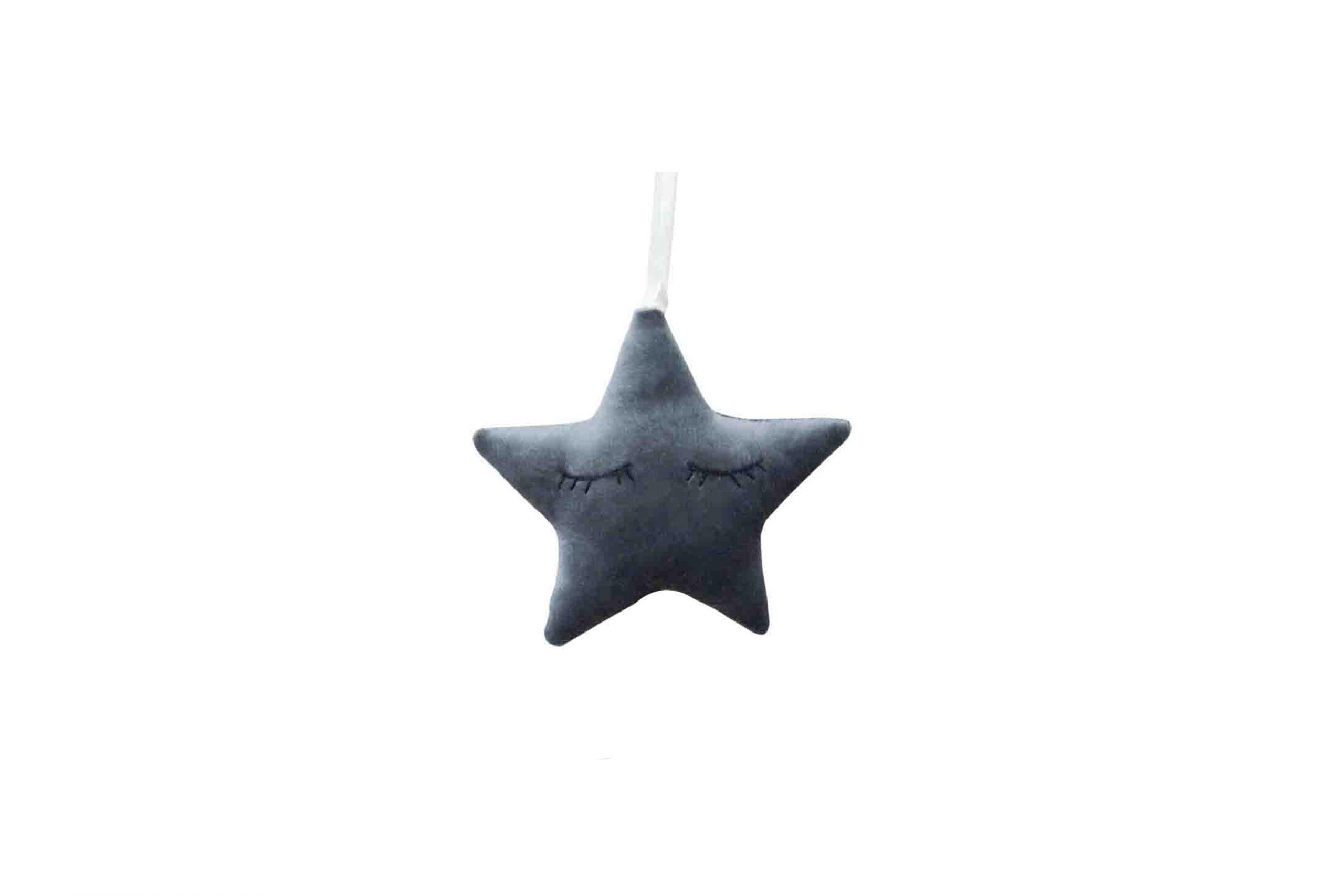 Placard cintre étoiles