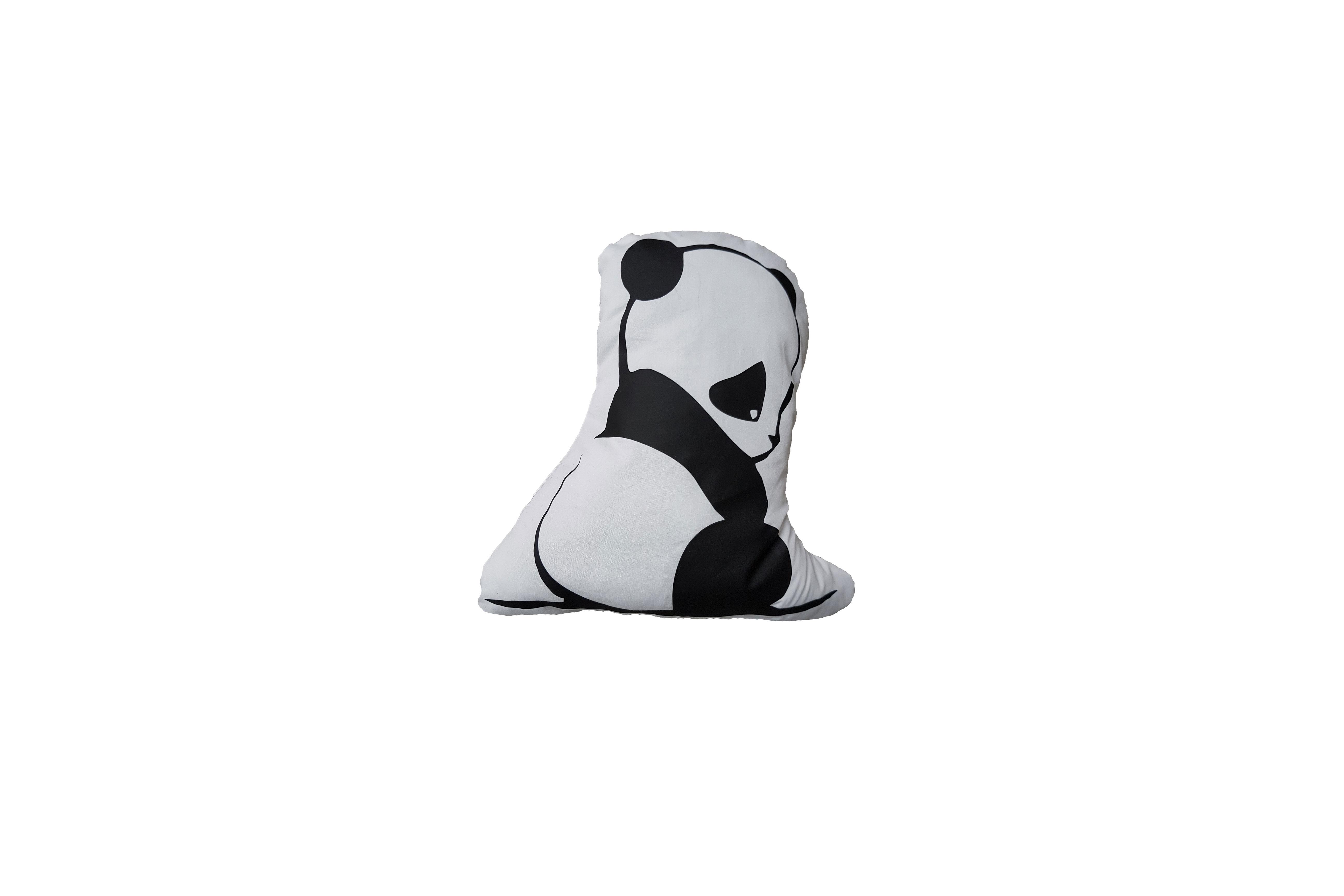 Kussen Babypanda
