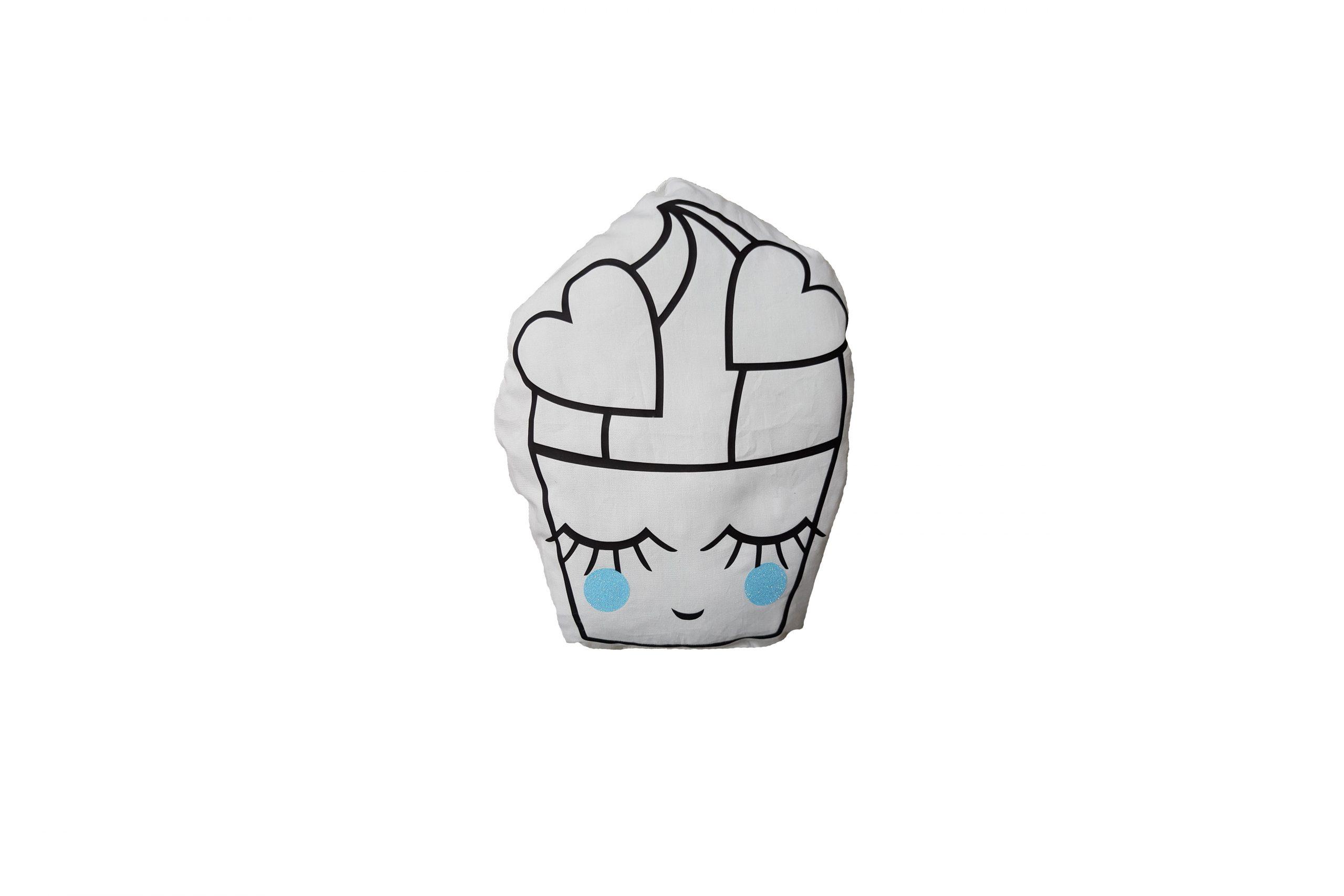 Cushion Cupcake