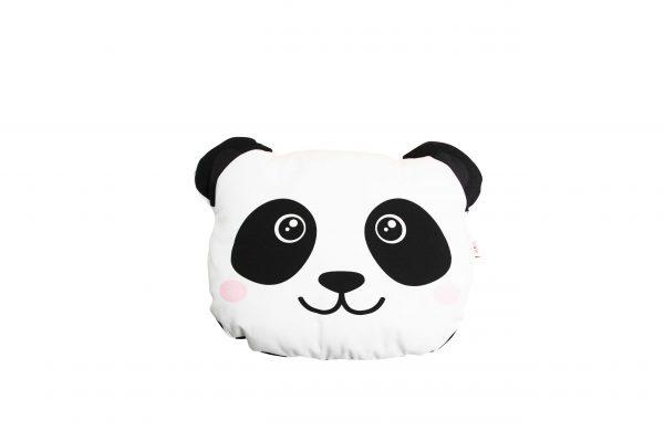 Kussen Pandaface