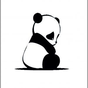 Poster Babypanda